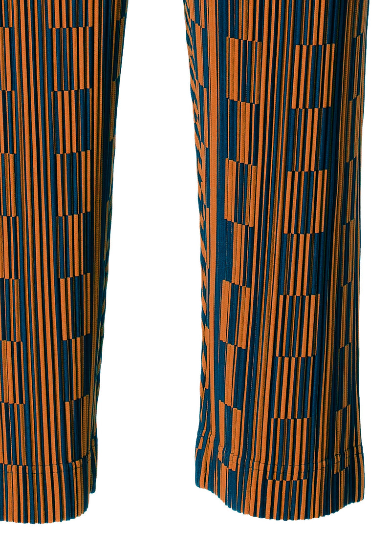 HOLOGRAM Trousers Orange