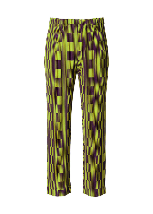 HOLOGRAM Trousers Green