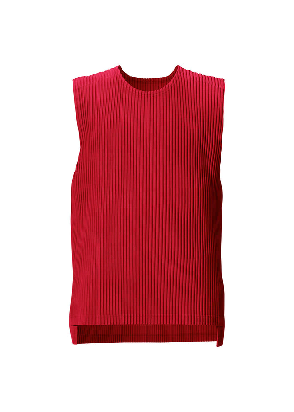 MC MARCH Top Crimson Red