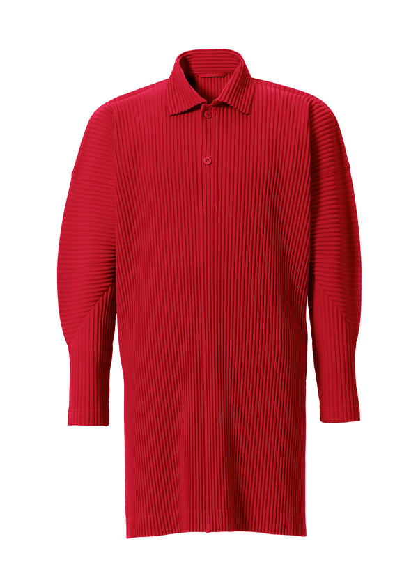 MC MARCH Shirt Crimson Red