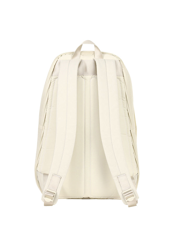 PLEATS DAYPACK Bag Ivory