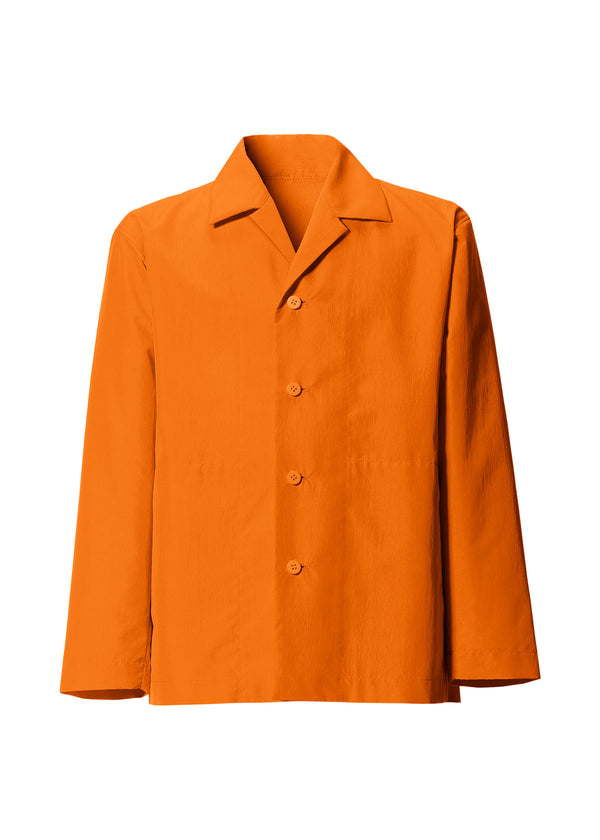 LIGHT COAT Jacket Orange