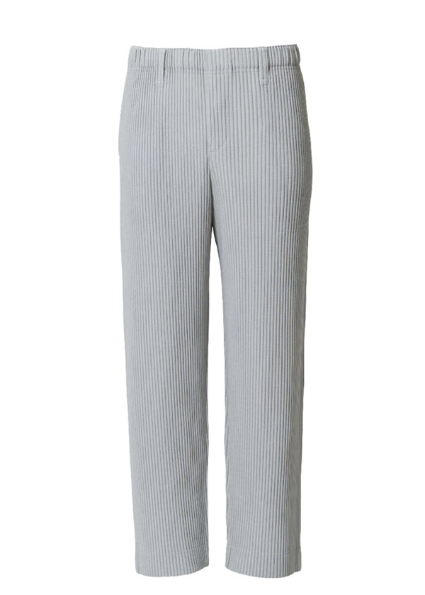 BASICS Trousers Light Grey