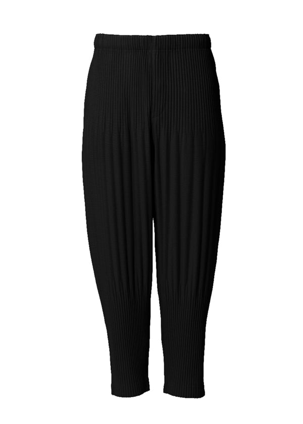 BASICS Trousers Black