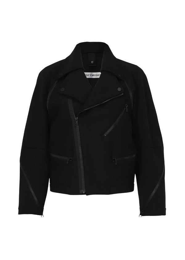 OUT A PIECE Jacket Black