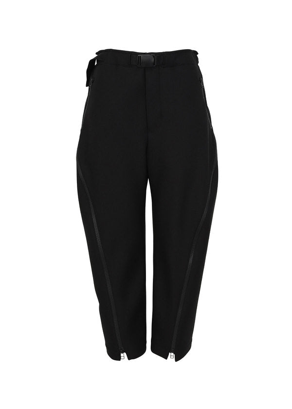 OUT A PIECE Trousers Black