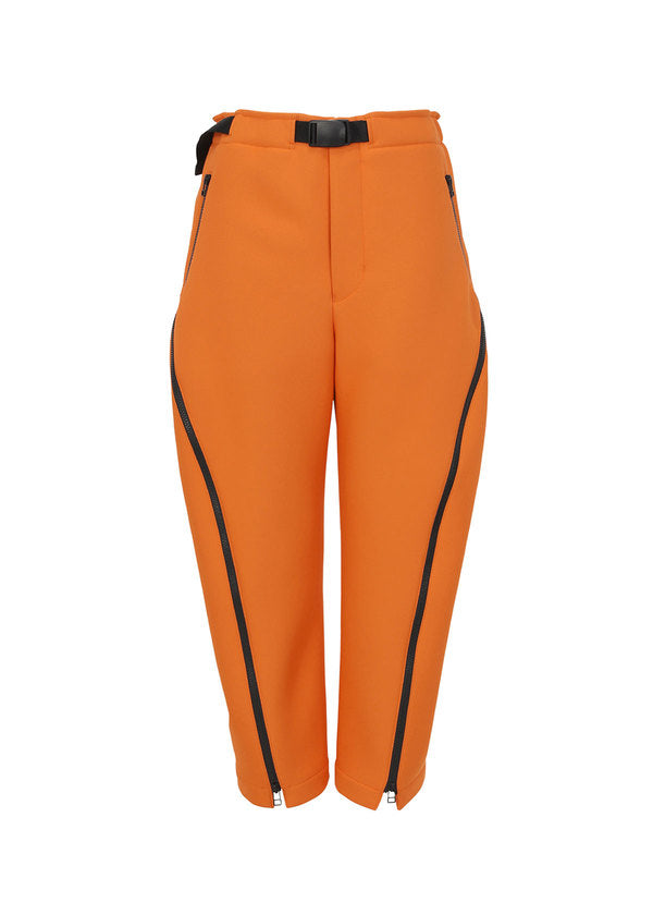 OUT A PIECE Trousers Orange