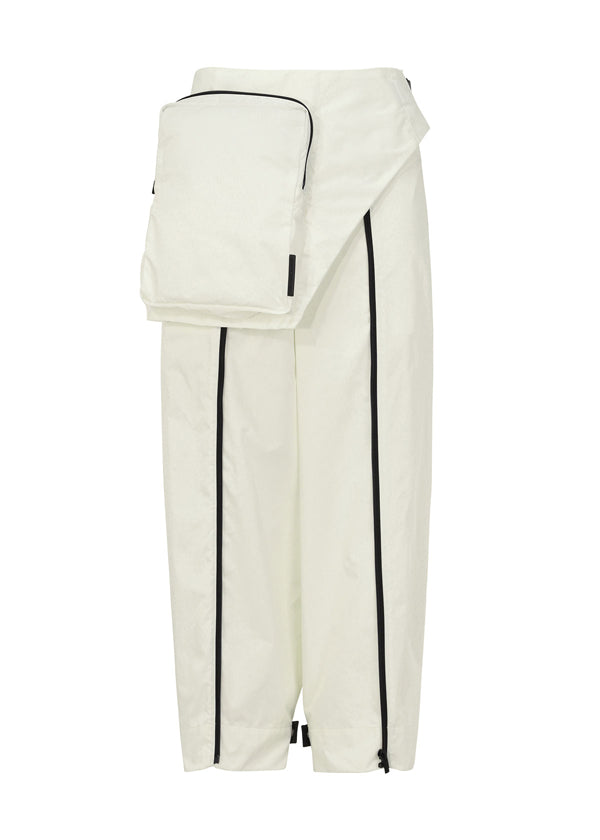 COMPACT Trousers White