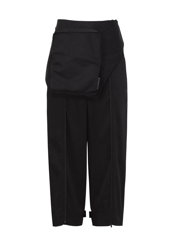 COMPACT Trousers Black
