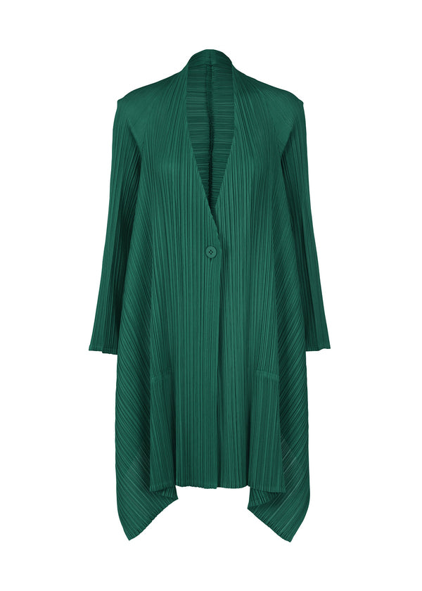 ECHO Coat Dark Green