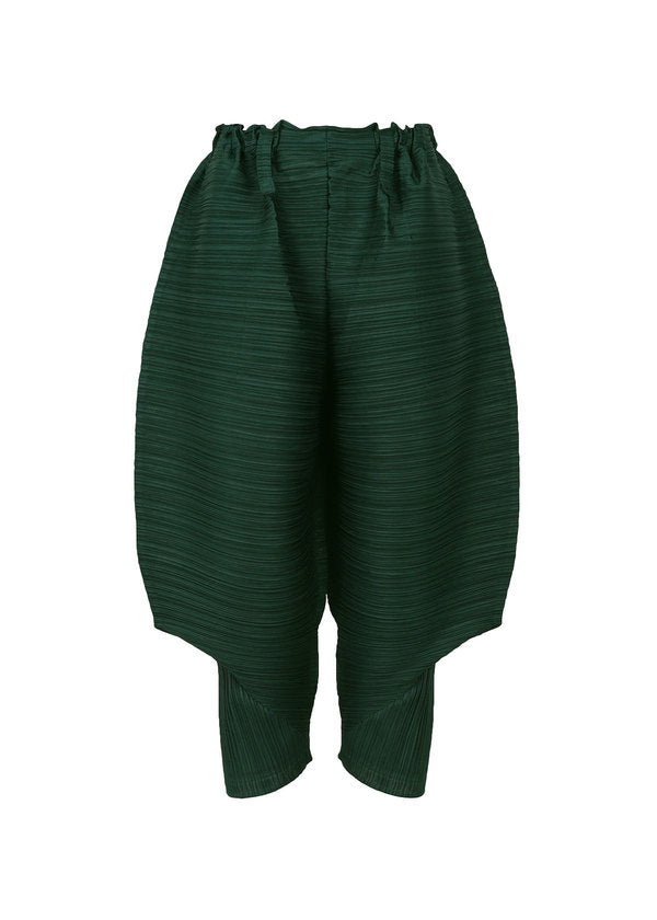 THICKER BOUNCE Trousers Forest Green