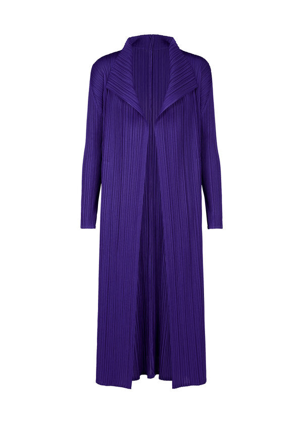 MONTHLY COLORS : DECEMBER Coat Purple