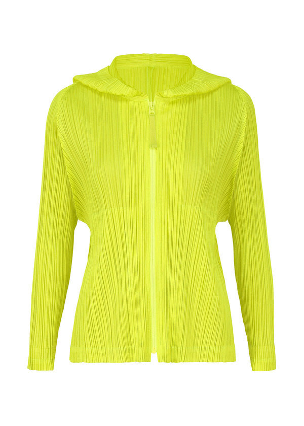 MONTHLY COLORS : FEBRUARY Jacket Lime Green