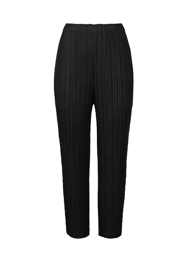 MONTHLY COLORS : FEBRUARY Trousers Black