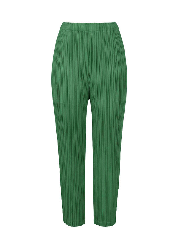 MONTHLY COLORS : FEBRUARY Trousers Green