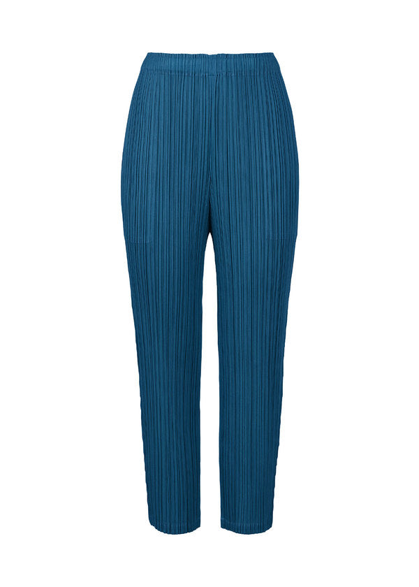 MONTHLY COLORS : FEBRUARY Trousers Night Blue