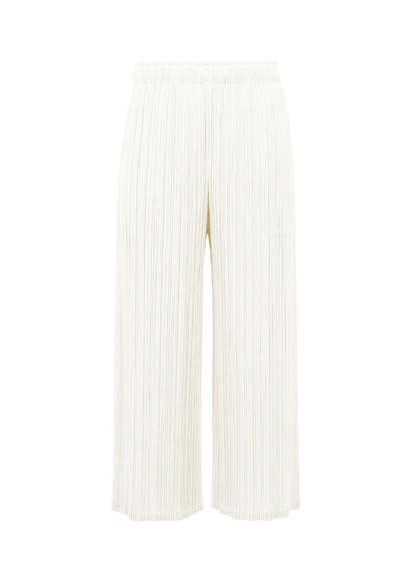 MONTHLY COLORS : MARCH Trousers White