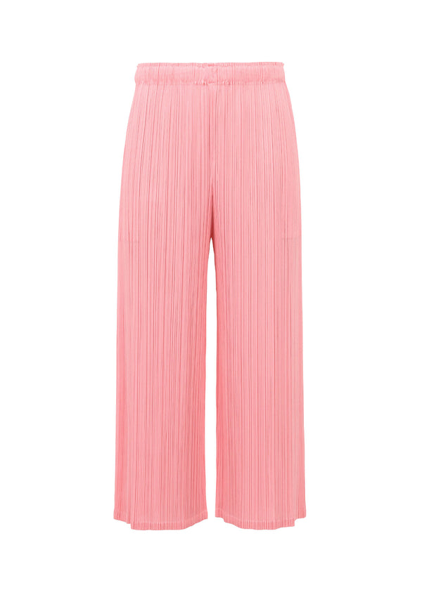 MONTHLY COLORS : MARCH Trousers Pink