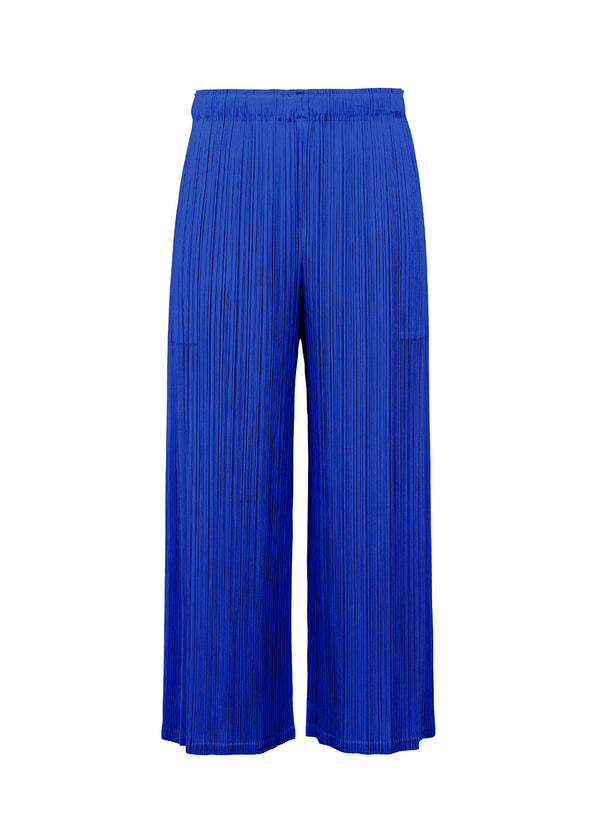 MONTHLY COLORS : MARCH Trousers Blue