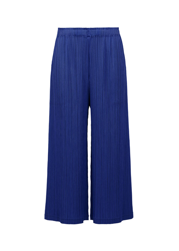 THICKER BOTTOMS 2 Trousers Blue