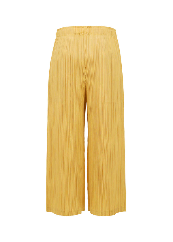 THICKER BOTTOMS 2 Trousers Ocher