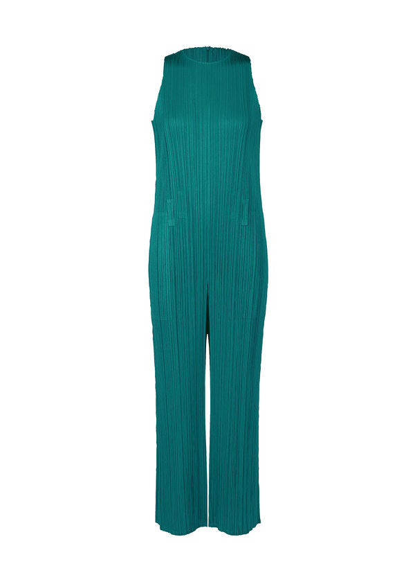 MONTHLY COLORS : DECEMBER Jumpsuit Turquoise