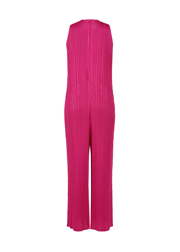 MONTHLY COLORS : DECEMBER Jumpsuit Magenta
