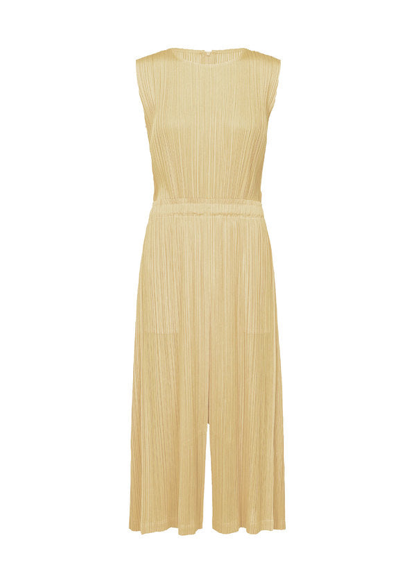 MONTHLY COLORS : JANUARY Jumpsuit Beige