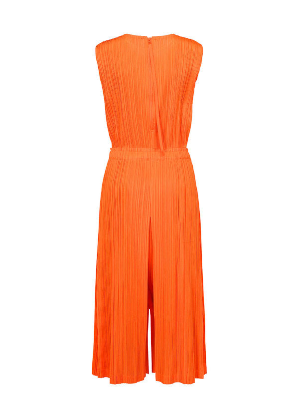 MONTHLY COLORS : JANUARY Jumpsuit Orange