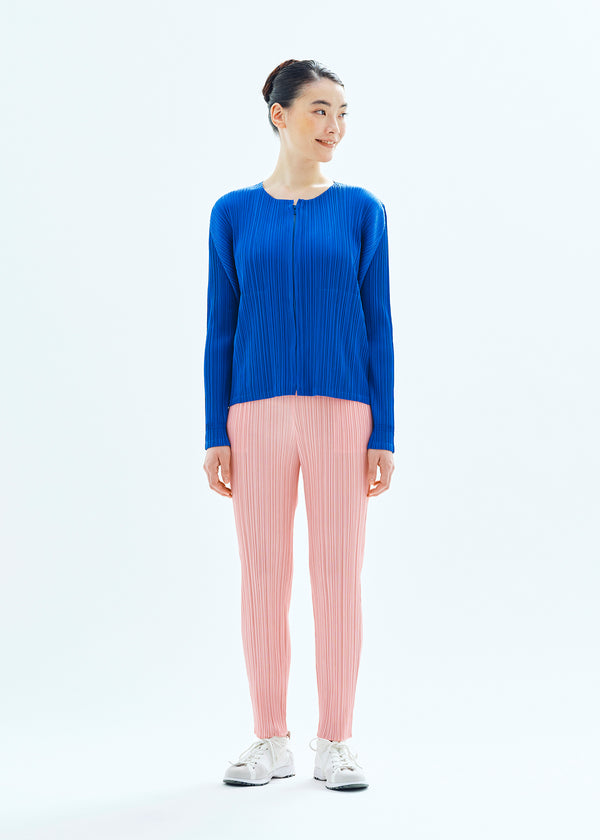 MONTHLY COLORS : MARCH Cardigan Blue