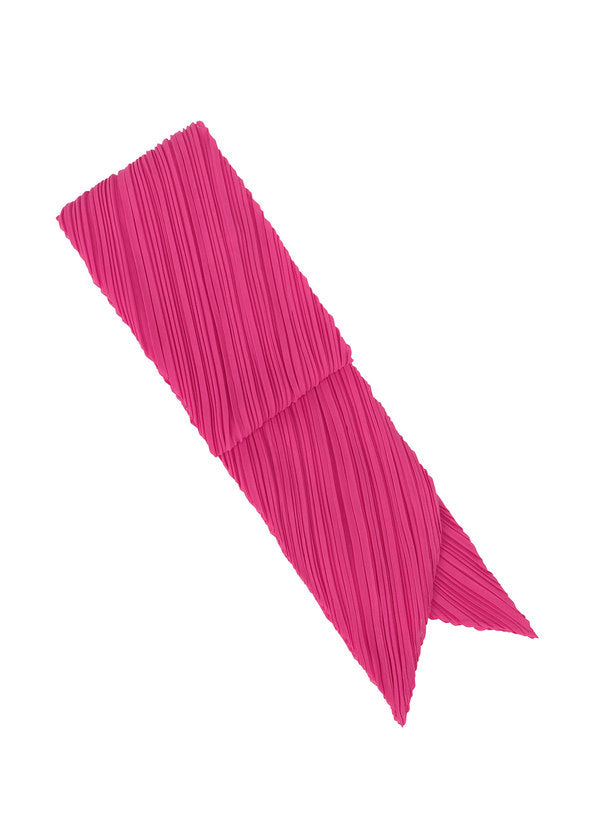 MONTHLY SCARF DECEMBER Stole Magenta