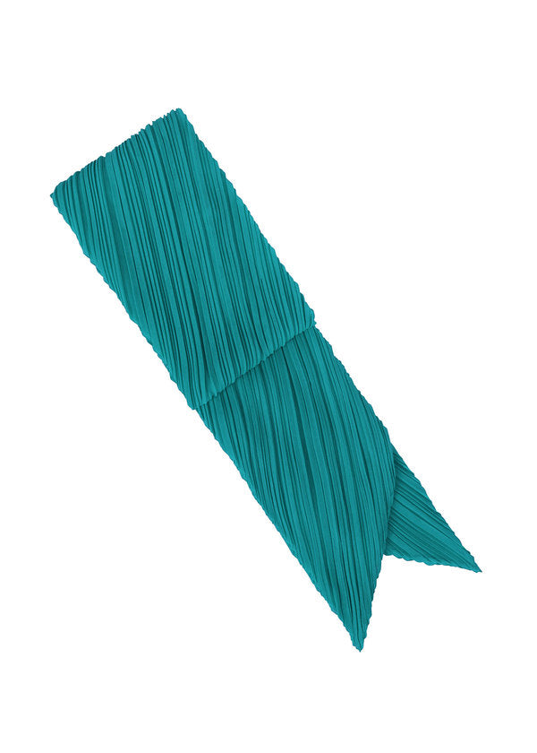 MONTHLY SCARF DECEMBER Stole Turquoise
