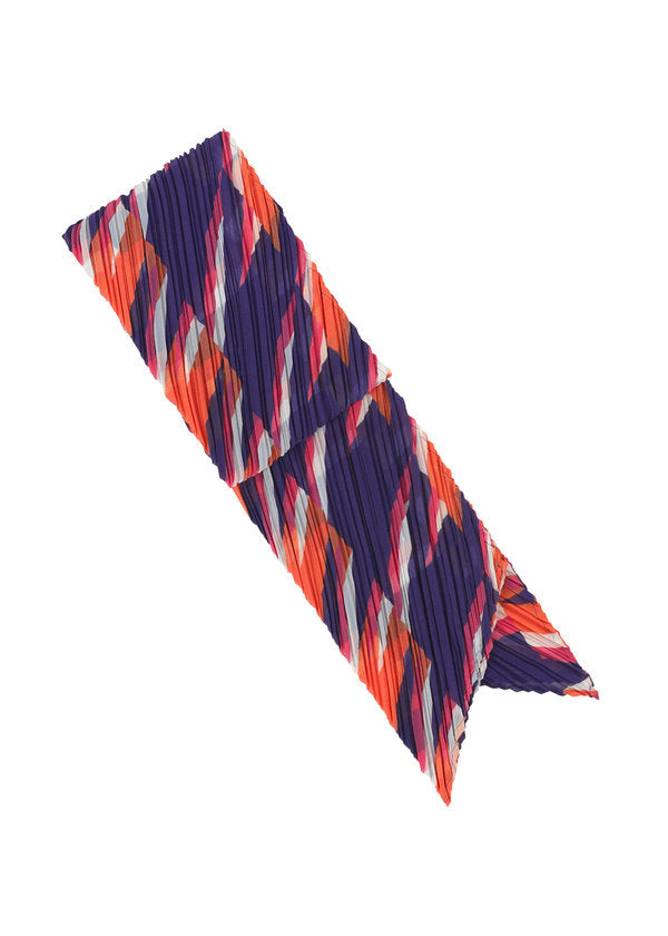 SHOOTING STAR SCARF Stole Orange
