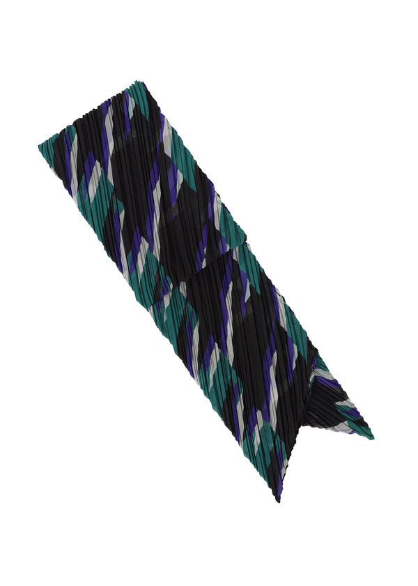 SHOOTING STAR SCARF Stole Green