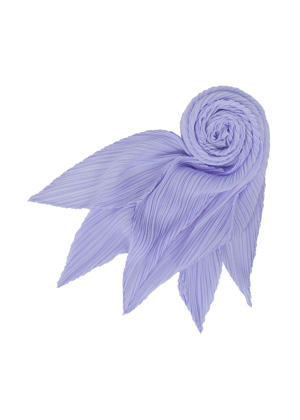 MONTHLY SCARF APRIL Stole Pale Blue