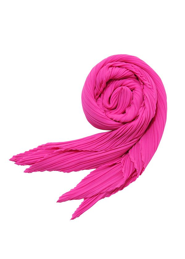 COLORFUL SCARF Pink