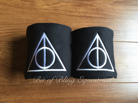 Deathly Hallows Polo Wraps