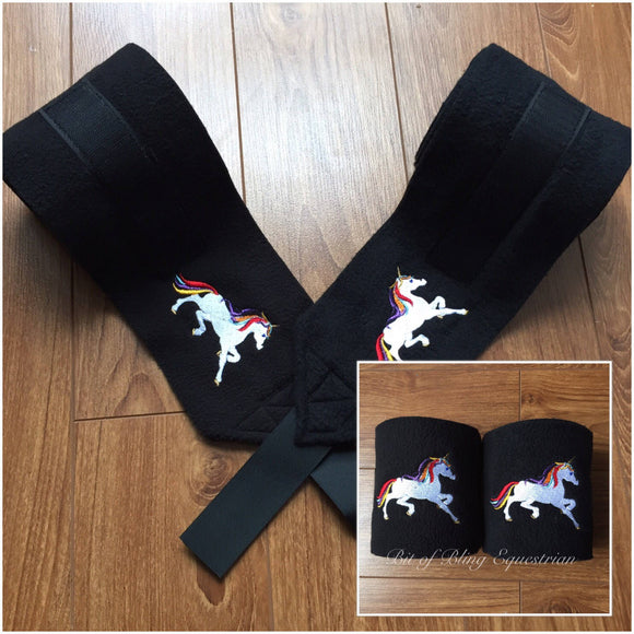 Unicorn Polo Wraps