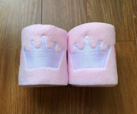 Princess Crown Polo Wraps