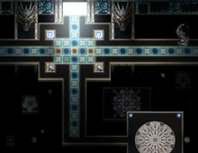 Load image into Gallery viewer, KR Elemental Dungeon Tileset - Celestial, Flora, Ice, Time
