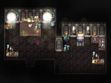 Load image into Gallery viewer, KR Wizard's Hideout Tileset for RPGs