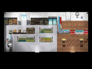 KR Urban Modern Interiors Tileset for RPGs