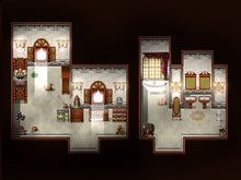 Load image into Gallery viewer, KR Victorian Mansion Tileset for RPGs