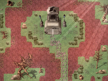 Load image into Gallery viewer, KR Peaceful Rest Graveyard Tileset for RPGs