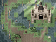 Load image into Gallery viewer, KR Gothic Castle Tileset for RPGs