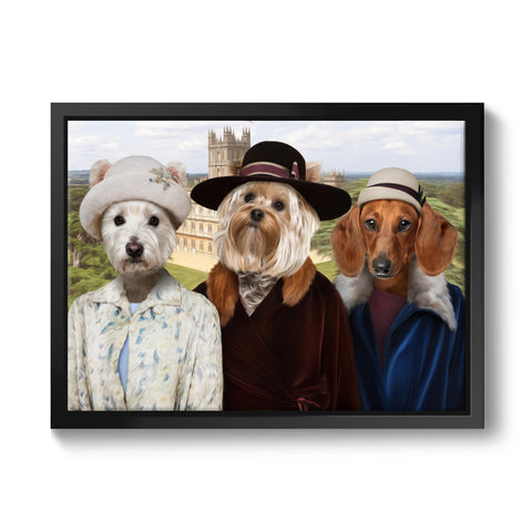 portrait pets, painting of pet, paw print medals, pet picture frames, dog and cat portraits, pet portrait art, crown and paw, west and willow, westandwillow,