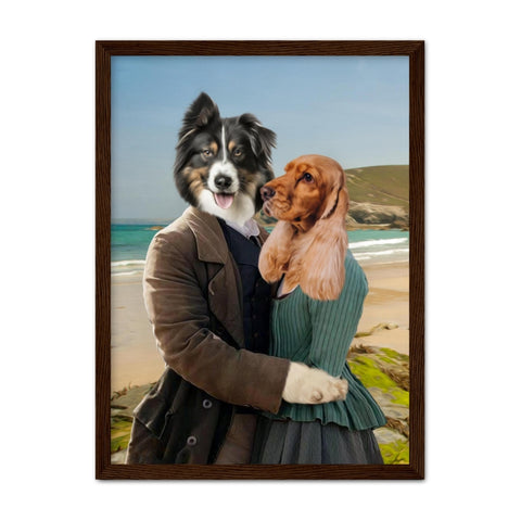 funny dog paintings, for pet portraits, painting of your dog, pet portraits, professional pet photos, Crown and paw UK alternative