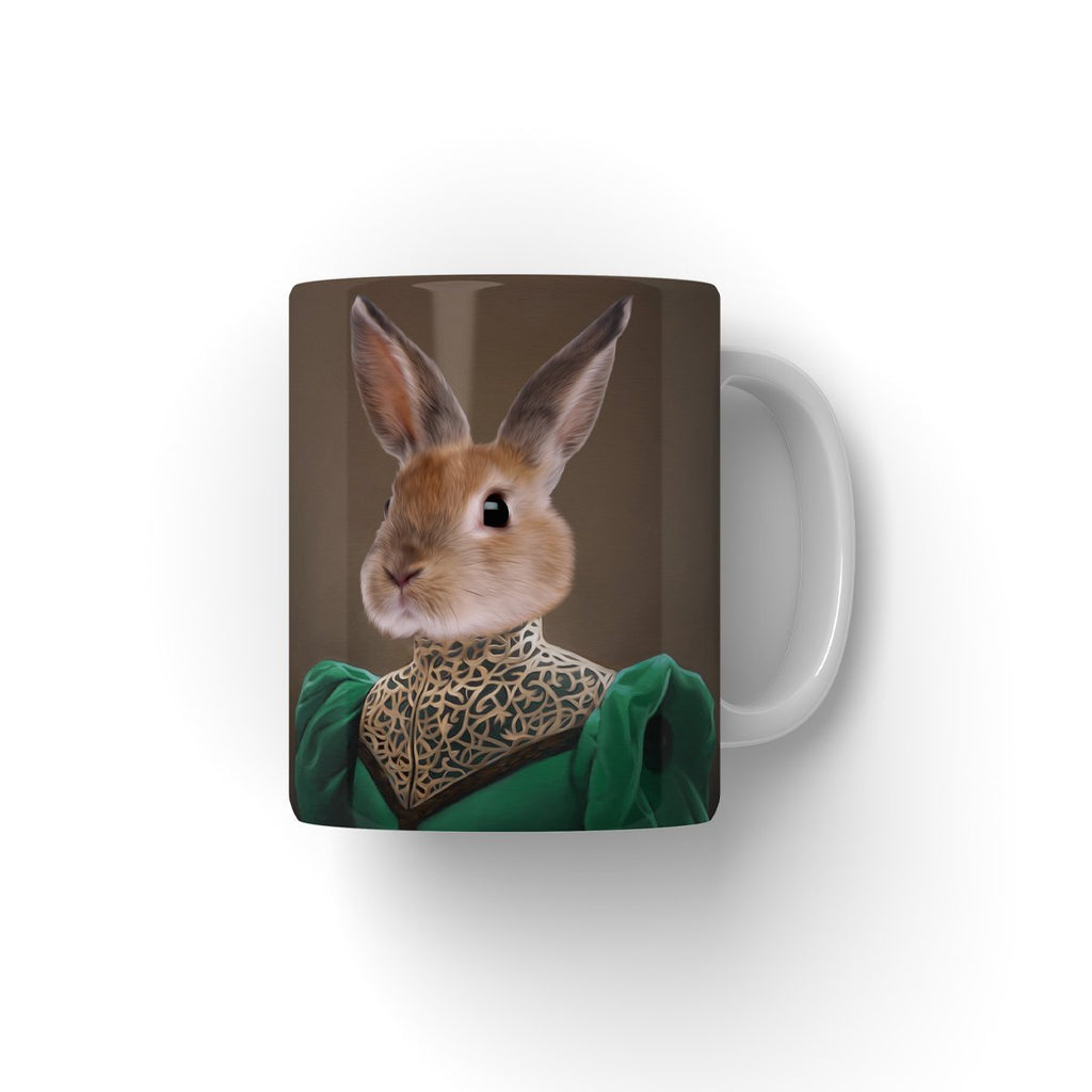 The Grand Dame: Custom Pet Mug - Paw & Glory - Homeware