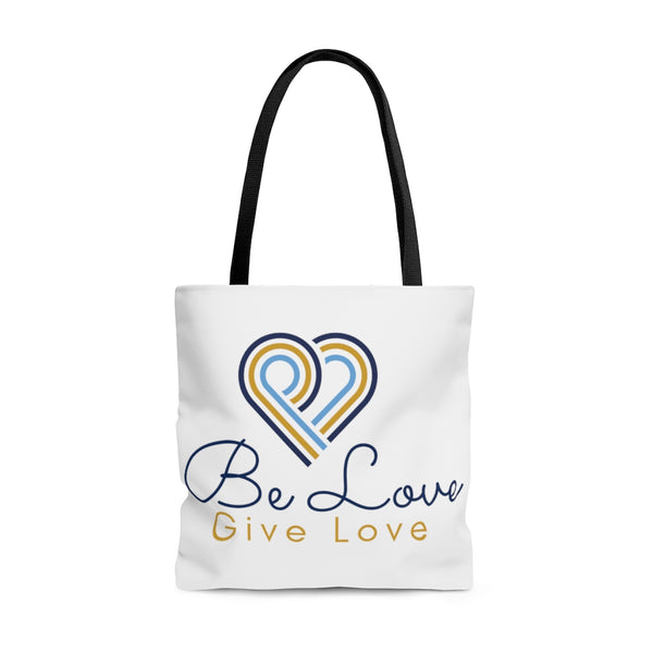 Be Love Give Love Tote Bag