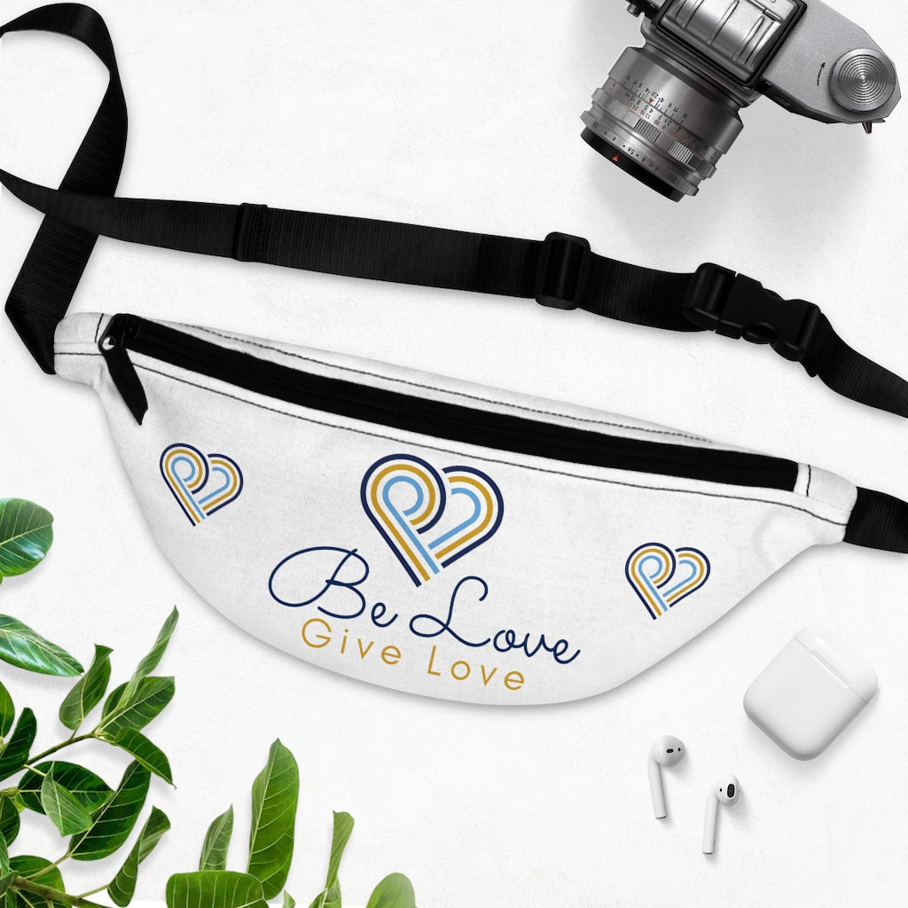 Be Love Give Love Fanny Pack